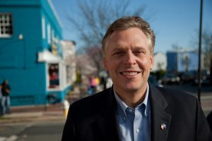 McAuliffe Outlines His Vision