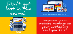 SEO: Don't get lost in the Search – Improve Your Website Rankings So Your Customers Find You First