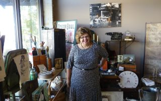 Leigh Greer from Table Seven Antiques