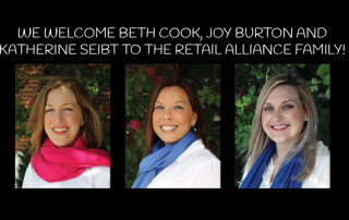 Retail Alliance new team members