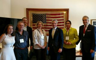 VRF with Congressman Rigell