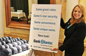 Member Spotlight: Bank @lantec
