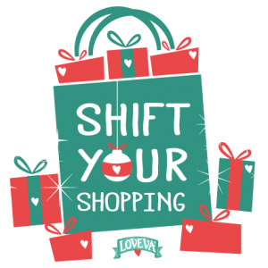 Shift Your Shopping – Buy local first throughout the holidays and win!