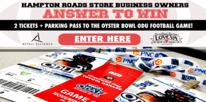 We're Taking the Pulse of Retail in Hampton Roads This Holiday Season!