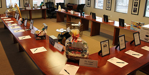 open house pac auction photo