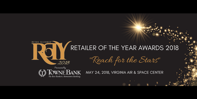 Join Us for 2018's Retailer of the Year