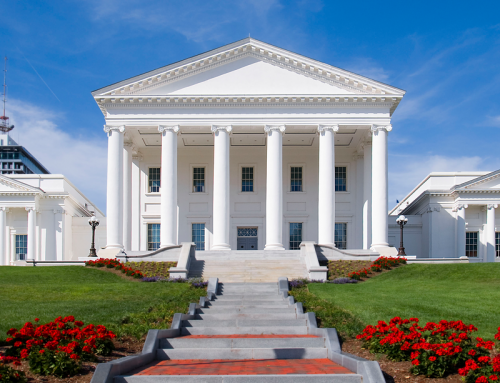 Governor Northam's Actions on 2020 Bills from our 2020 Wrap-up