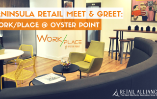 Peninsula Retail Meet & Greet_ WorkPlace @ Oyster Point