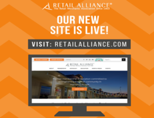 Welcome to the new Retail Alliance website!