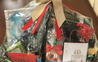 MacArthur Center gift basket