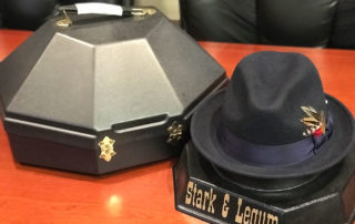Capas Hat and Travel Case