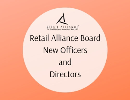 Retail Alliance Board- New Officers and Directors