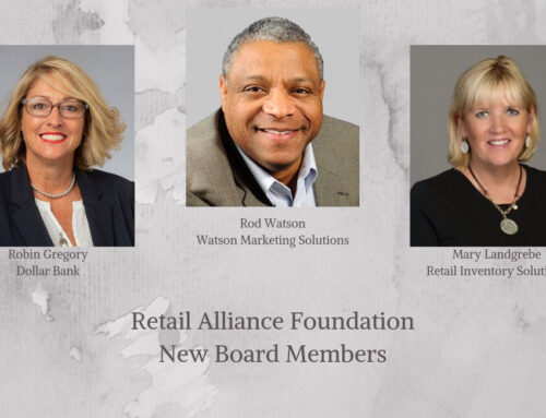 Retail Alliance Foundation Board Member Updates