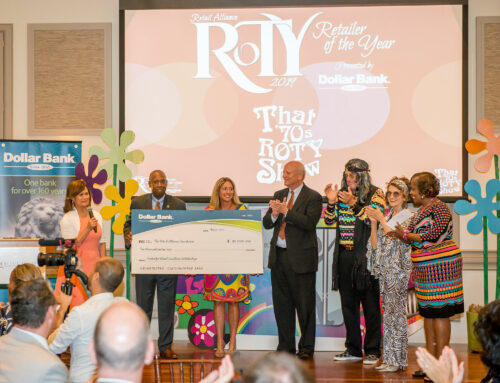 Retail Alliance Foundation Receives $10,000 Grant from Dollar Bank for Educating Aspiring Entrepreneurs