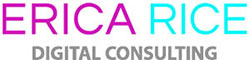 Erica Rice Digital Comsulting logo