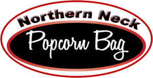 Northern Neck Popcorn Bag Logo