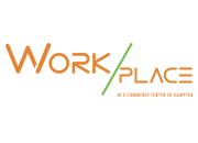 Work/Place Ecommerce Center of Hampton Logo
