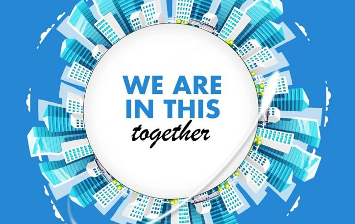 We Are In This Together Image