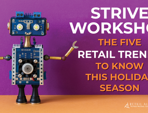 STRIVE Workshop: The 5 Retail Trends to Know This Holiday Season