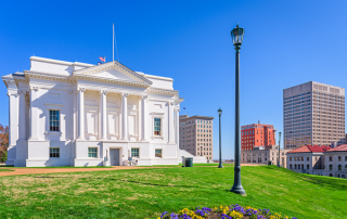 Photo of State Capitol Richmond