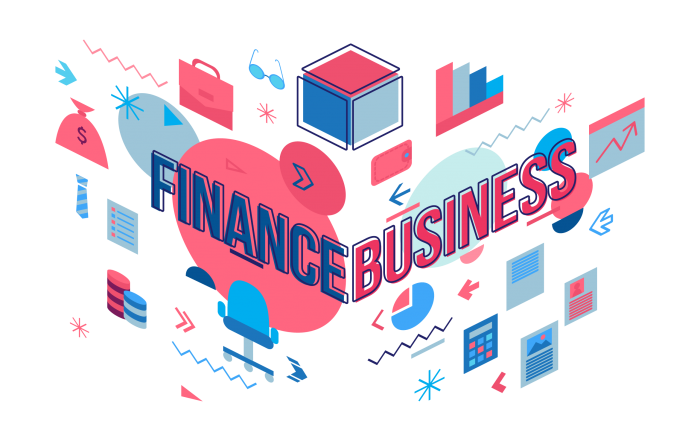 Finance Business Illustration