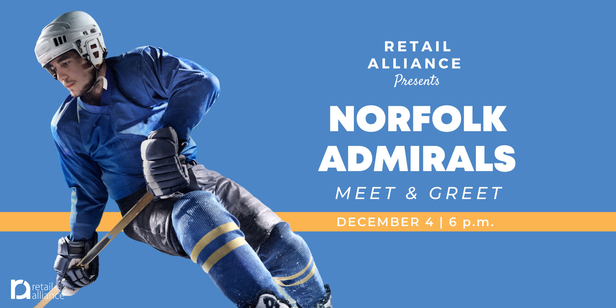 Meet and Greet with the Norfolk Admirals