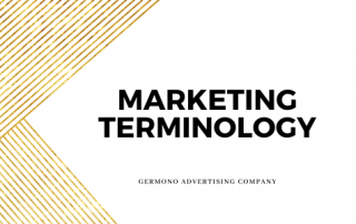 Featured Image for Germono blog post on Marketing Terminology